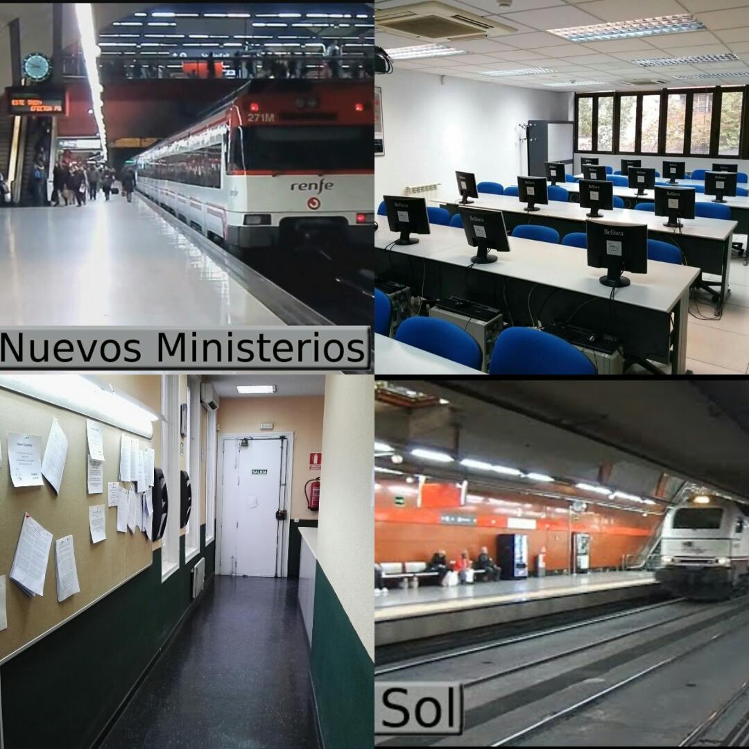 oposiciones auxiliar administrativo Ayuntamiento de Madrid