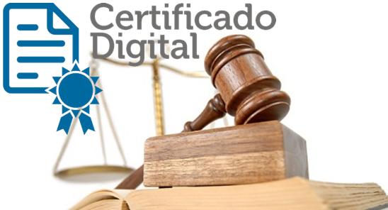 Certificado Digital Instancias Oposiciones Justicia
